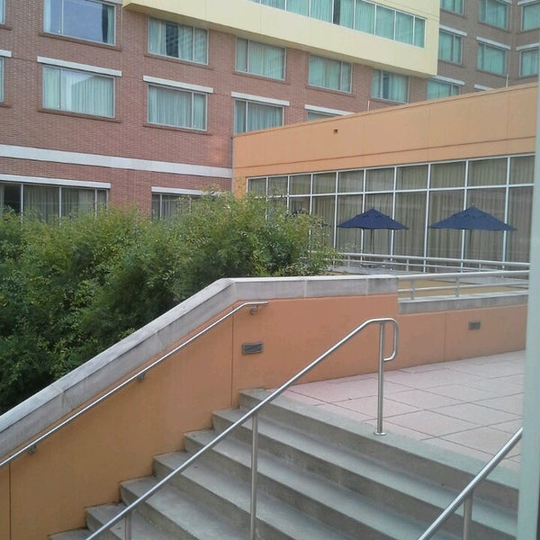 Photo taken at Georgia Tech Hotel and Conference Center by Tynisha M. on 6/25/2013