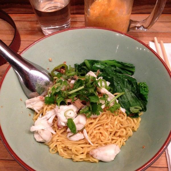 Foto tomada en Pure Thai Cookhouse por Banane el 6/8/2013