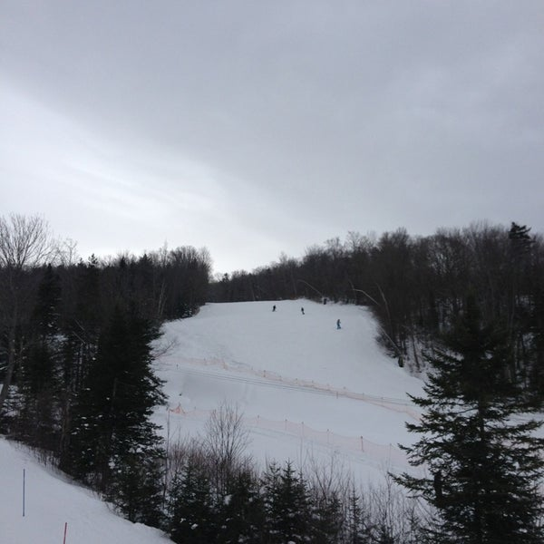 Photo taken at Bretton Woods by Vilas .. on 2/23/2013
