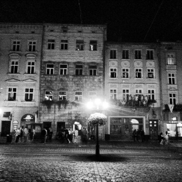 Снимок сделан в Площадь Рынок пользователем Vladislav M. 8/3/2013
