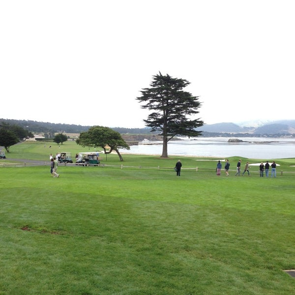 Photo taken at The Lodge at Pebble Beach by Matteo S. on 8/4/2013