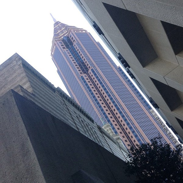 Photo taken at AT&T Tower by David T. on 11/3/2013