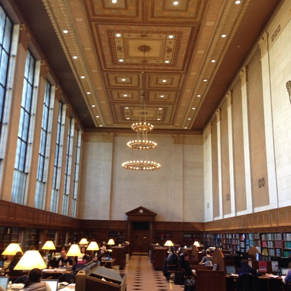 Photo taken at Butler Library by Akshay S. on 10/20/2013