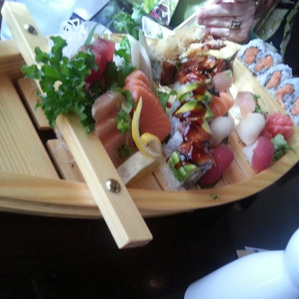 Photo taken at Kyoto Japanese Restaurant by Gail L. on 6/4/2013