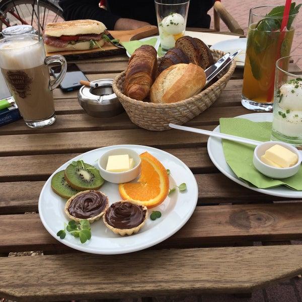 Gutes Cafe In Frankfurt