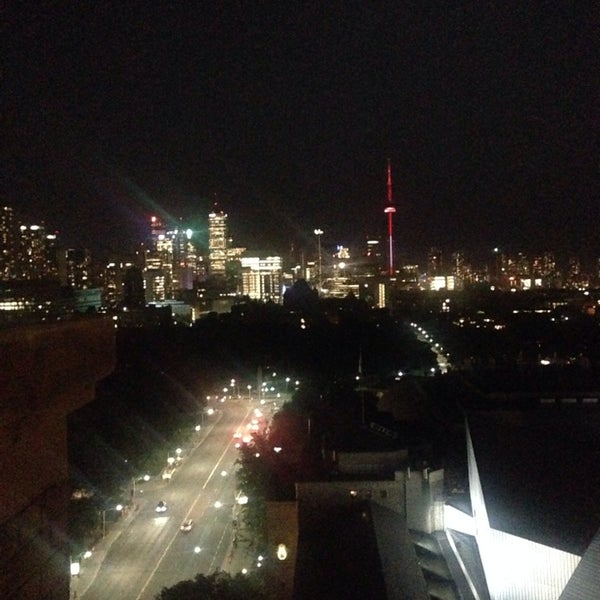 Photo taken at Park Hyatt Toronto by Josh N. on 8/9/2014