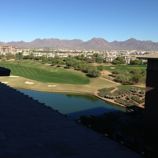 Photo taken at The Westin Kierland Resort & Spa by Zack Z. on 11/6/2012