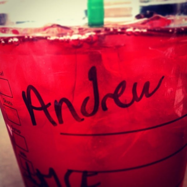 Photo taken at Starbucks by Andrew Nicholas C. on 4/30/2014
