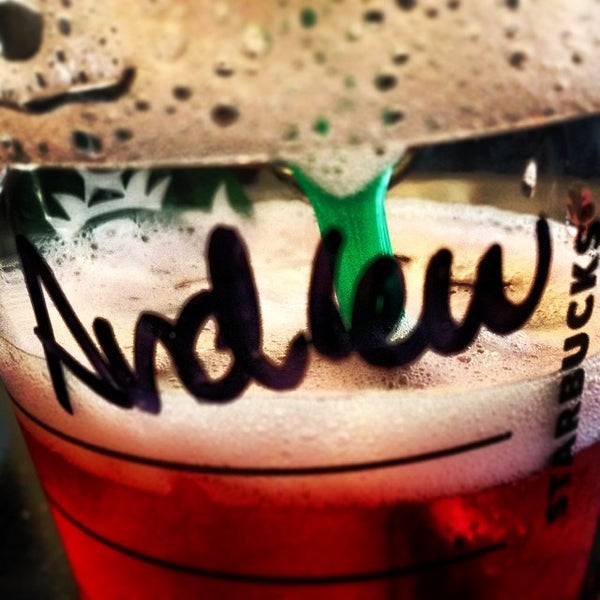 Photo taken at Starbucks by Andrew Nicholas C. on 3/6/2014