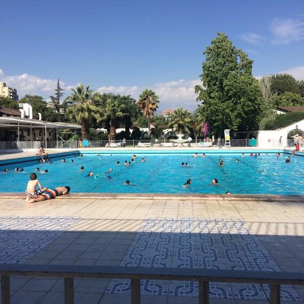 piscina Español