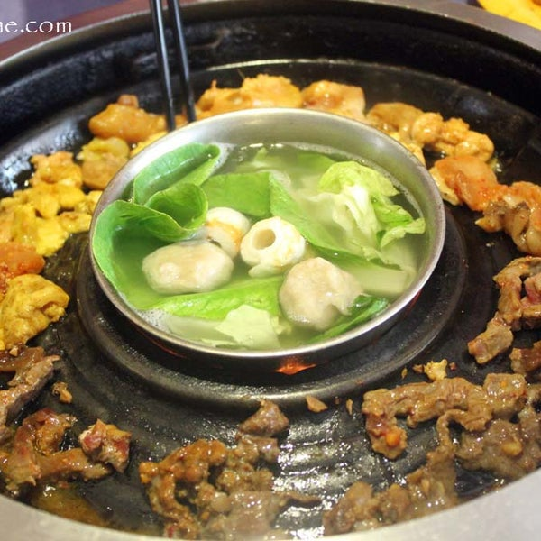Seoul Garden (Now Closed) - 7 tips