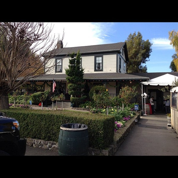 Photo taken at Cline Cellars by Julio Cesar d. on 12/8/2012
