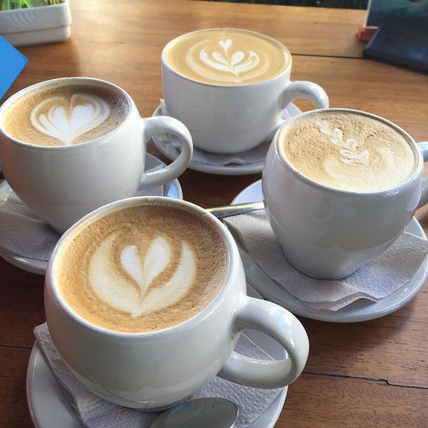 Delicioso el café, de los mejores que eh probado