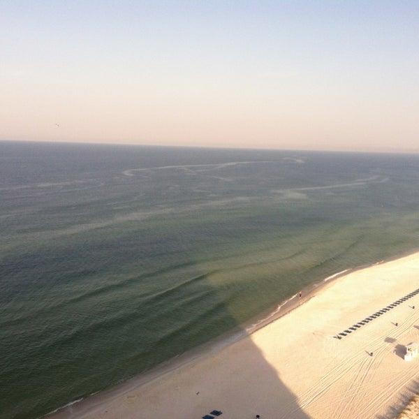 Photo taken at Majestic Beach Resort Panama City Beach by Natalie B. on 5/20/2014