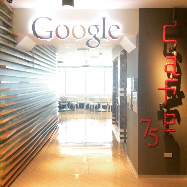 google taiwan office. photo taken at google taiwan by tony s on 3252015 office