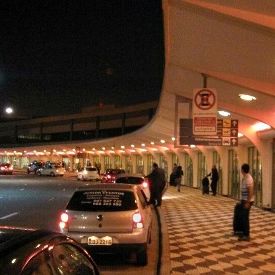 Снимок сделан в Международный аэропорт Конгоньяс/Сан-Паулу (CGH) пользователем Felipe S. 10/10/2013