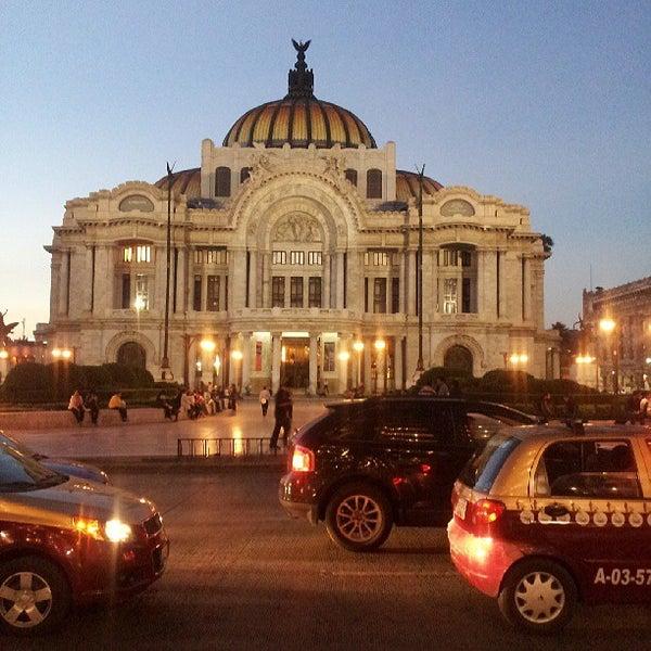 Foto tomada en Palacio de Bellas Artes por Jacobo D. el 6/7/2013