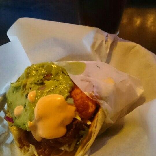 Photo taken at Nick's Crispy Tacos by Liz W. on 9/12/2015
