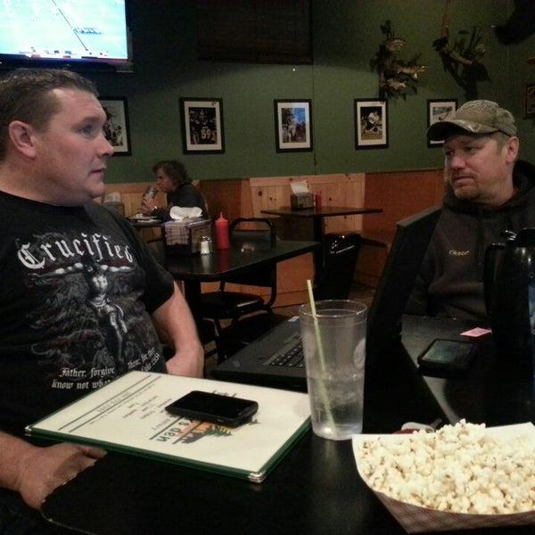 Photo taken at Bears Den Sports Bar & Eatery by Ken K. on 11/29/2013