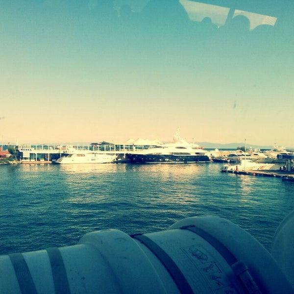 6/3/2013 tarihinde Mete T.ziyaretçi tarafından Ataköy Marina'de çekilen fotoğraf