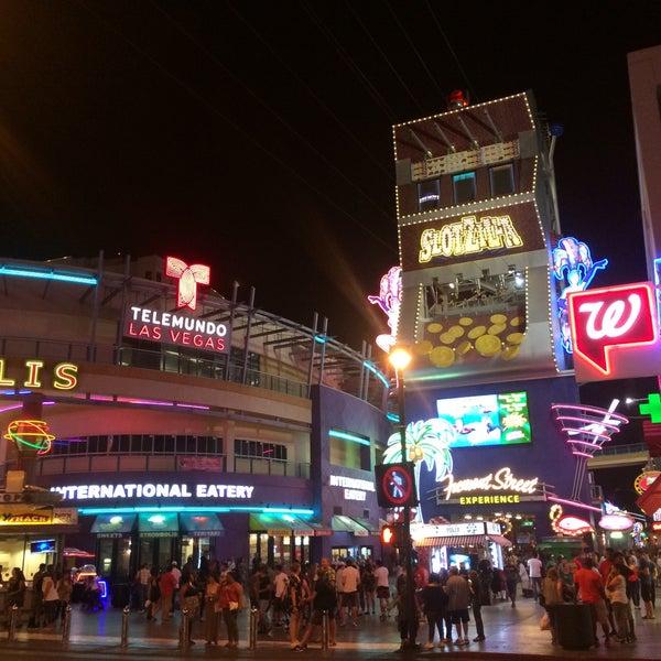 Photo taken at Downtown Las Vegas by Sara L. on 7/31/2017