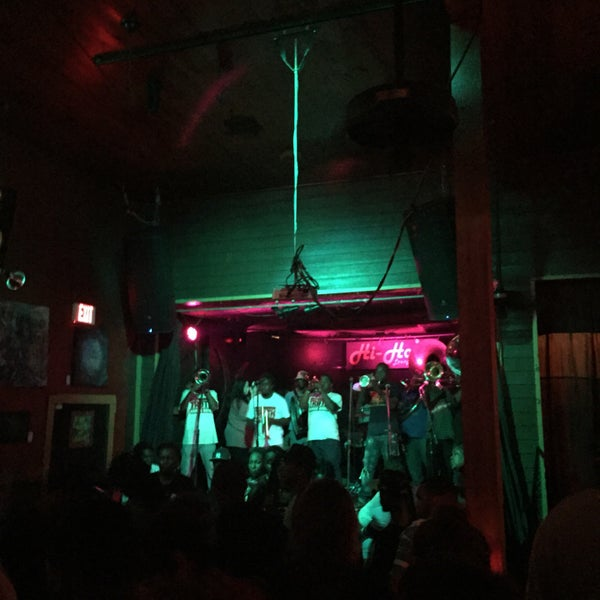 Photo taken at Hi-Ho Lounge by Ben H. on 8/15/2015