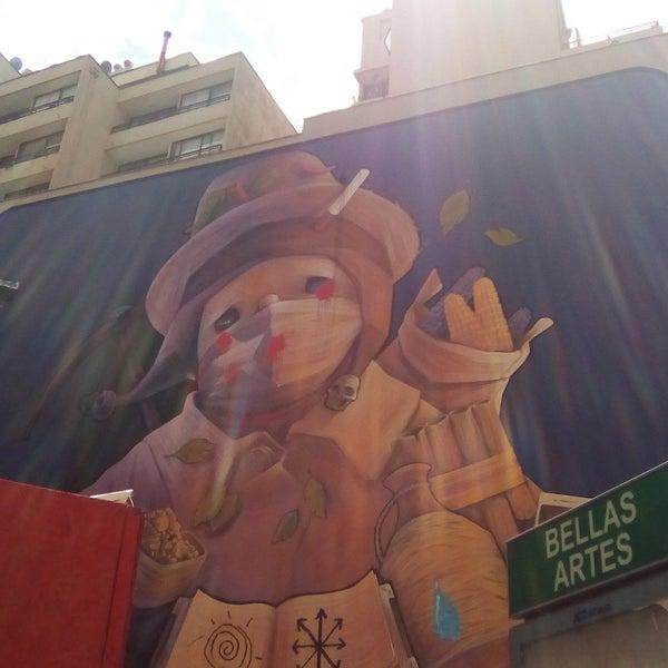 Das Foto wurde bei Barrio Bellas Artes von Madeleine H. am 1/14/2017 aufgenommen