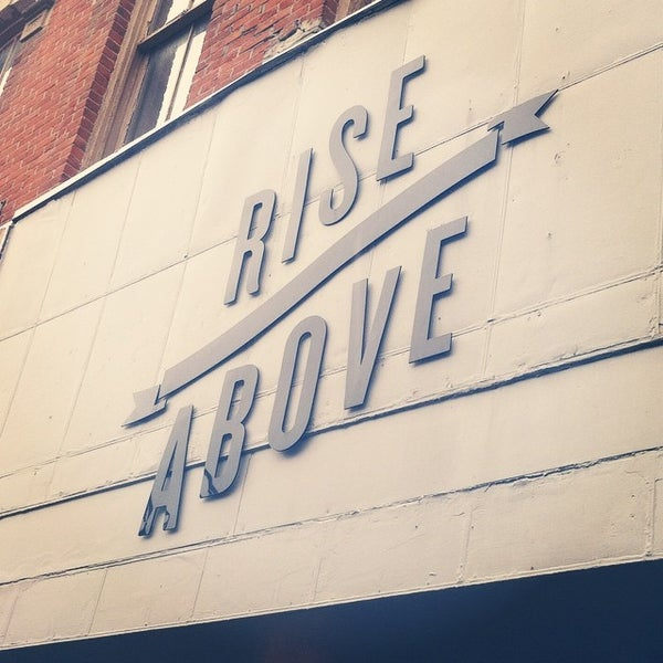 Photo taken at Rise Above Restaurant & Bakery by Sarah L. on 8/5/2014