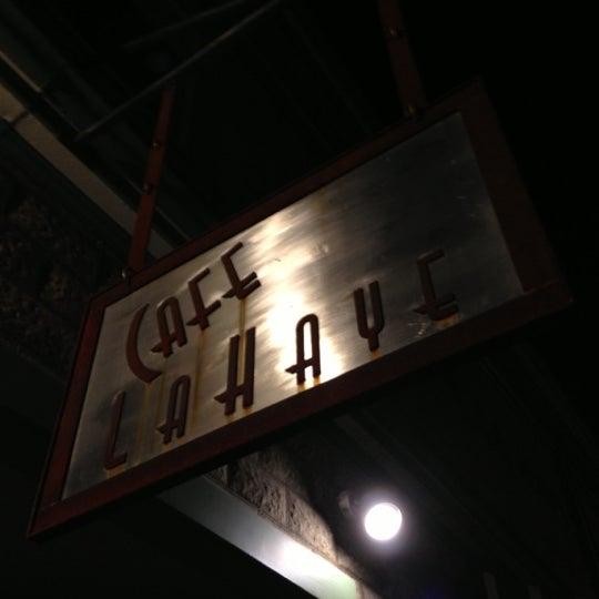 Cafe La Haye Reviews
