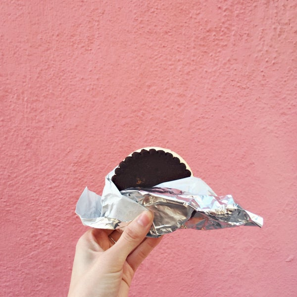 Photo taken at Miette Patisserie by Katrina on 4/2/2016