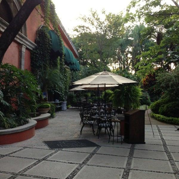 Photo taken at Hotel & SPA Hacienda de Cortés by Hugo A. on 6/7/2013