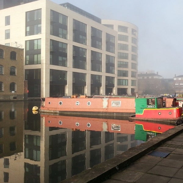 Photo taken at London Canal Museum by London Canal Museum on 12/11/2013