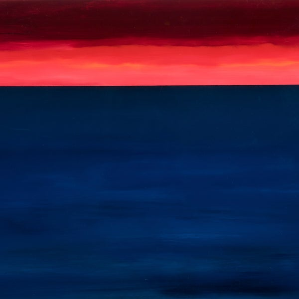 Just a few more days to see a fabulous art exhibition by Simon Tarrant, inspired by water.