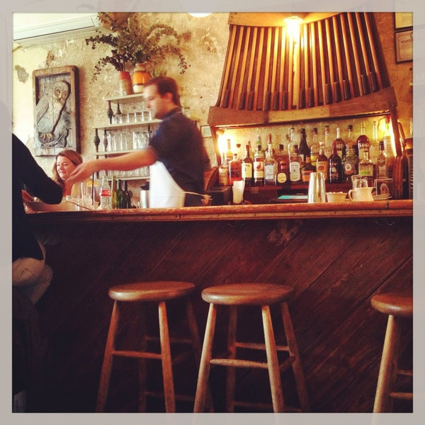 Photo taken at Vinegar Hill House by Laissez F. on 4/21/2013