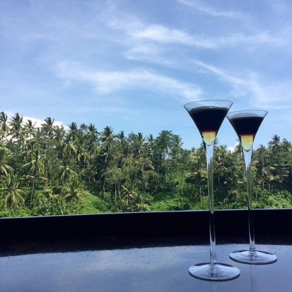 Photo taken at Viceroy Bali by Lilia V. on 1/15/2016