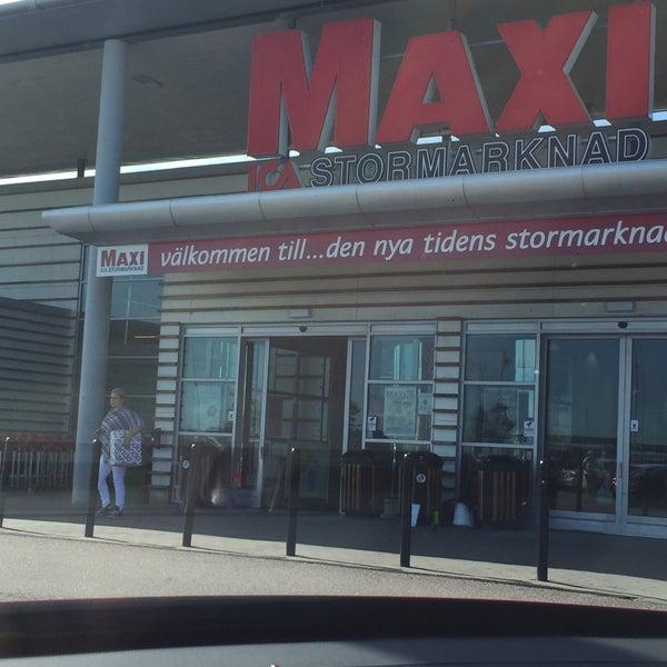 maxi torslanda