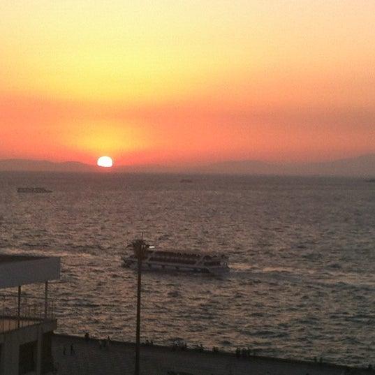 9/29/2012 tarihinde Elif E.ziyaretçi tarafından Ege Palas Business Hotel'de çekilen fotoğraf