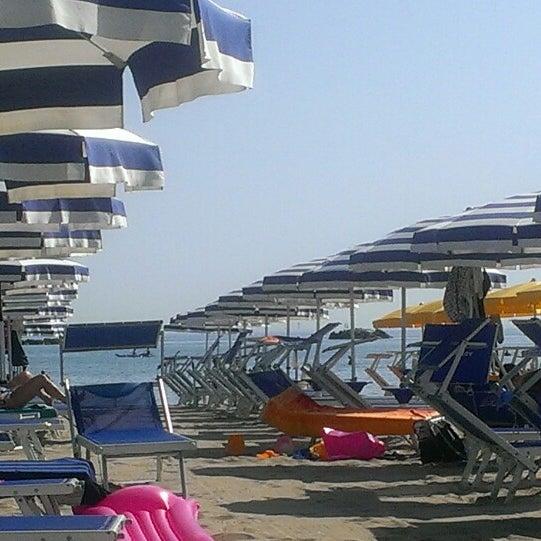 Foto scattata a Bagno Adriatico 62 da Fabiola G. il 8/6/2013