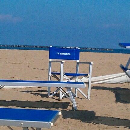 Foto scattata a Bagno Adriatico 62 da Fabiola G. il 10/3/2012
