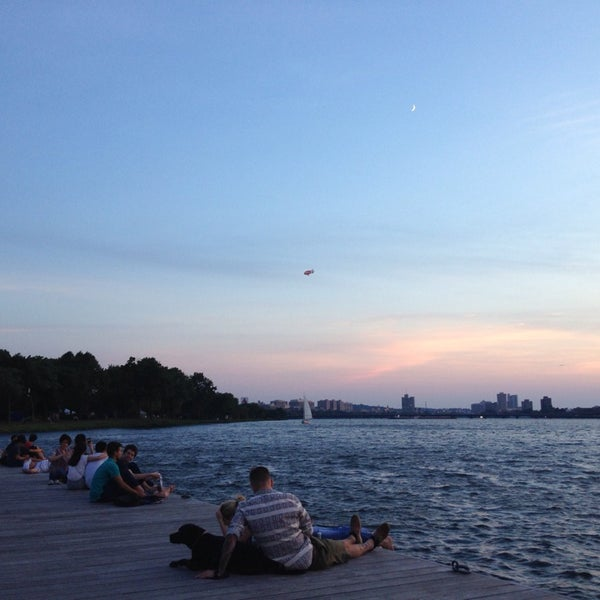 Photo taken at The Esplanade by George H. on 7/2/2014