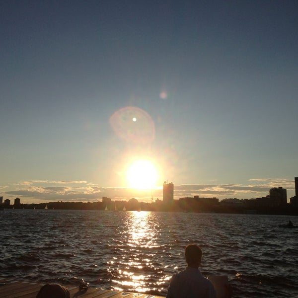 Photo taken at The Esplanade by George H. on 8/14/2013