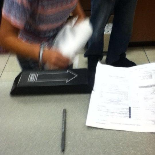 Photo taken at USC Bookstore (BKS) by Johnson B. on 3/6/2012