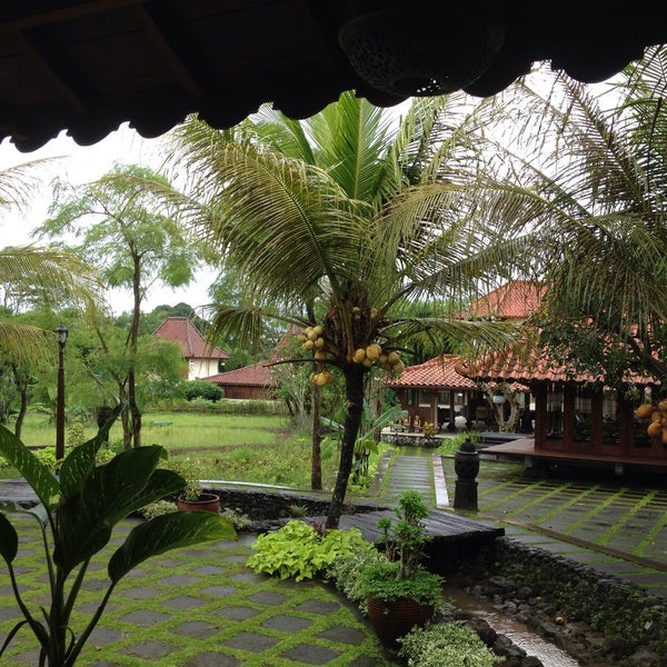 Photos at JAVA VILLAGE RESORT - Garden