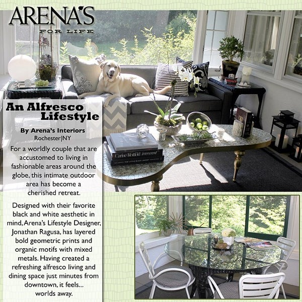 Arena s Inc Flower Shop in Rochester