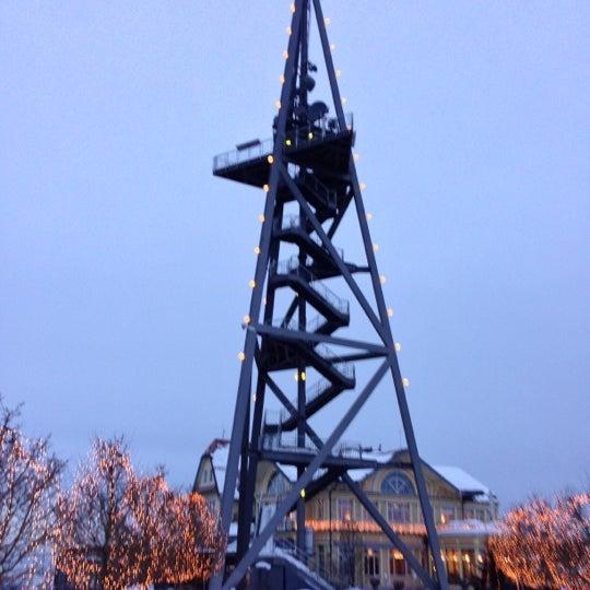 Снимок сделан в Uetliberg пользователем Montxo B. 12/14/2012