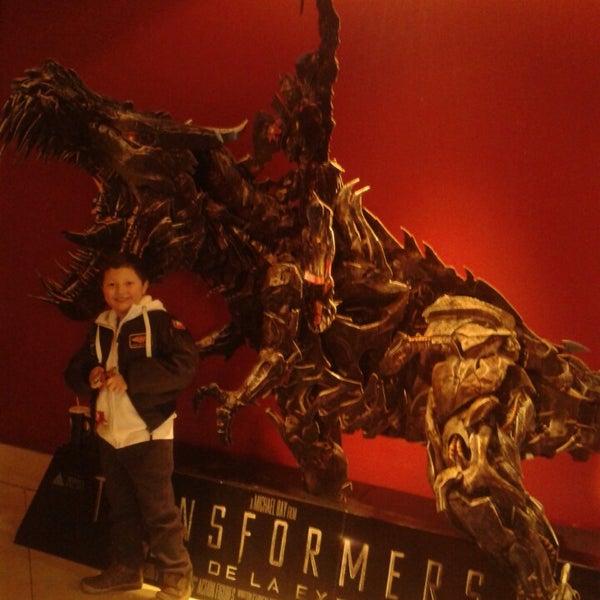 Foto tomada en Cine Hoyts por Ale el 7/10/2014