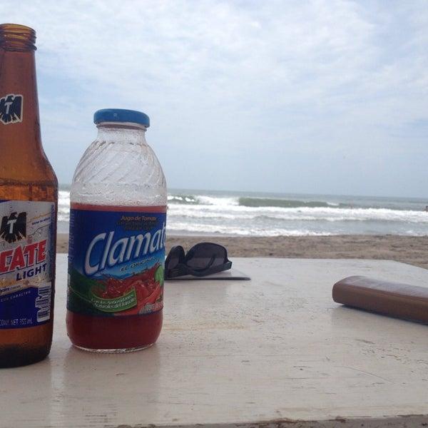 7/24/2013에 Julio O.님이 Playa Chachalacas에서 찍은 사진