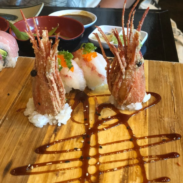 Photo prise au Rock & Roll Japanese Cuisine par Ed C. le7/10/2018