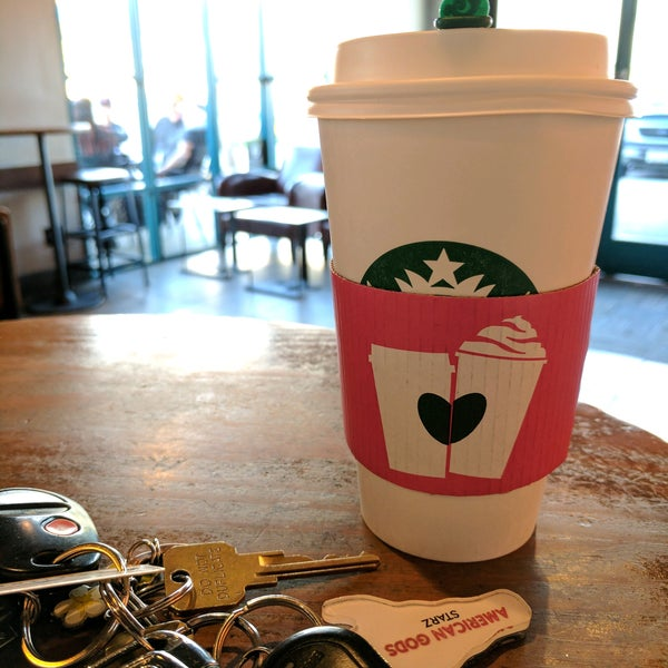 Photo taken at Starbucks by Annya E. on 2/8/2017