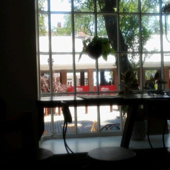Photo taken at Bodhi Coffee by Daniela K. on 6/30/2012
